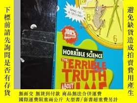 二手書博民逛書店THE罕見TERRIBLE TRUTH ABOUT TIMEY1