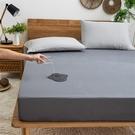 床罩 防水床笠單件隔尿透氣床罩防滑床單席夢思薄床墊防塵罩保護套床套【幸福小屋】