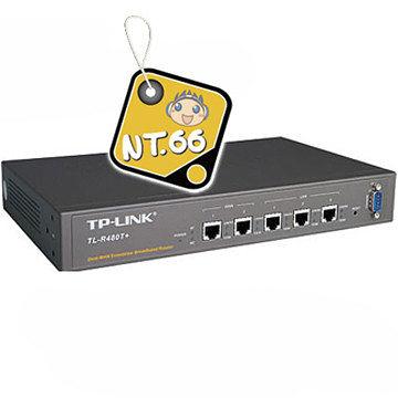 TP-LINK TL-R480T+ Intel IXP核心雙WAN 寬頻路由器