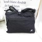 New Balance NB 側肩背包 斜背小包 小方包 BGCBAA604BK 黑色 【iSport愛運動】