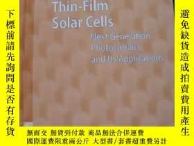 二手書博民逛書店Thin-Film罕見Solar Cells: Next Generation Photovoltaics and