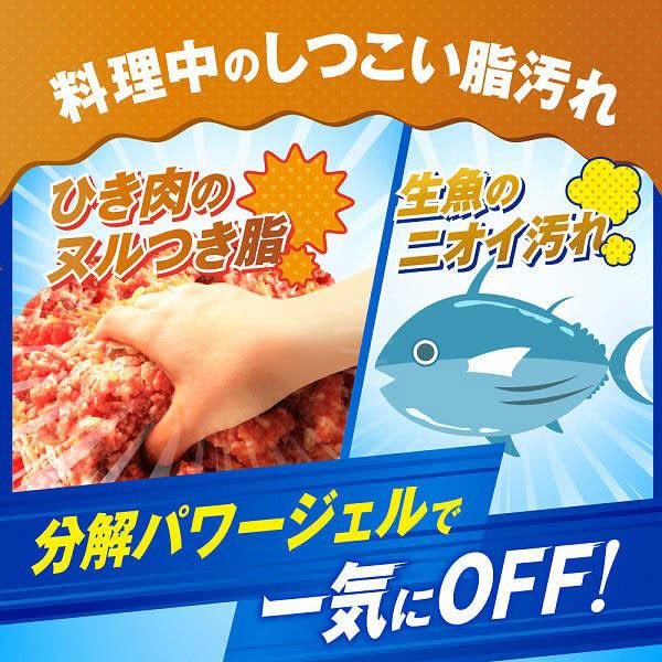 【全台唯一 獨家設計】花王 Biore 廚房洗手凝露  柑橘清香 250 ml 輕鬆去除魚腥味