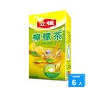 立頓檸檬茶250ml*6入【愛買】