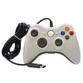 Xbox 360 有線搖桿 震動手把 6個月保固 可相容 PC 遊戲主機 電腦 2色可選