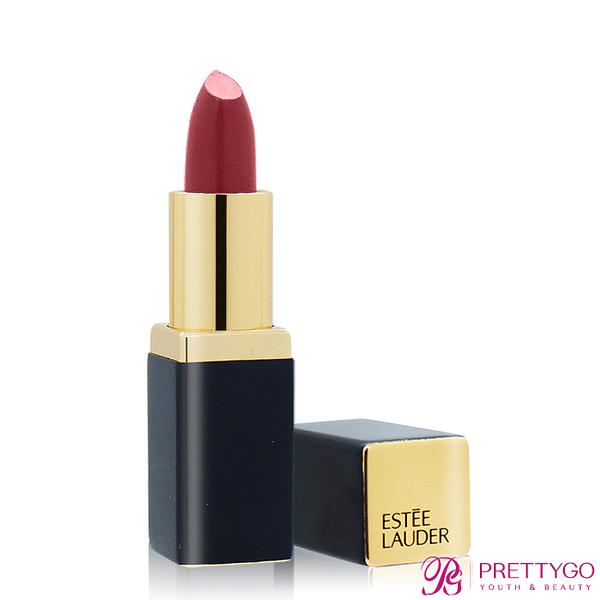 ESTEE LAUDER雅詩蘭黛 絕對慾望奢華潤唇膏(1.2g)#420 REBELLIOUS ROSE 玫瑰荔枝【美麗購】