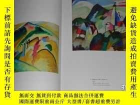 二手書博民逛書店2手英文罕見Wassily Kandinsky: The Pat