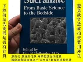 二手書博民逛書店Sucralfate罕見:from basic science