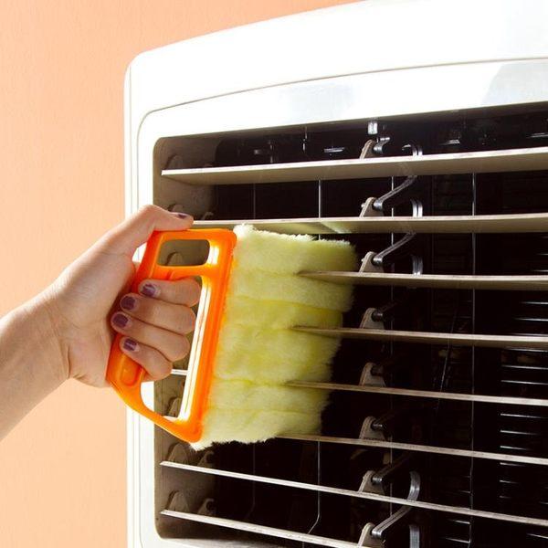 [超豐國際]百葉窗打掃衛生工具清洗刷 空調出風口除塵刷子縫隙清潔