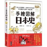 西北國際 手繪圖解‧日本史