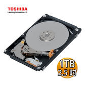 TOSHIBA 東芝 1TB 2.5吋 5400轉 9.5mm 內接硬碟 MQ01ABD100