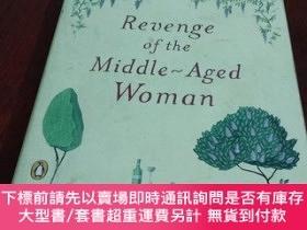 二手書博民逛書店Revenge罕見of the Middle Aged Woman 中年女人的復仇(英文原版)Y20470 E