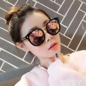 墨鏡2020網紅新款墨鏡防紫外線太陽鏡女ins韓版潮明星同款街拍圓臉
