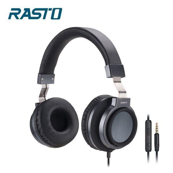 【南紡購物中心】RASTO RS5 主動式抗噪耳罩耳機