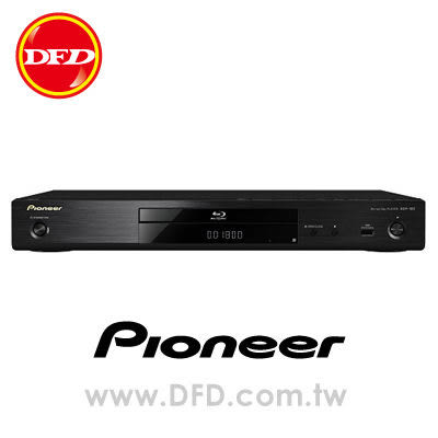(新款0利率) 先鋒Pioneer BDP-180 3D藍光播放機 升頻4K 公貨 取代 送高級HDMI線2米+全區改好+發票+免運