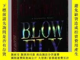 二手書博民逛書店英文原版罕見《 Blow Fly 》 Patricia Corn