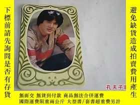 二手書博民逛書店罕見成龍帶1986年年曆卡11225 中國電影出版社