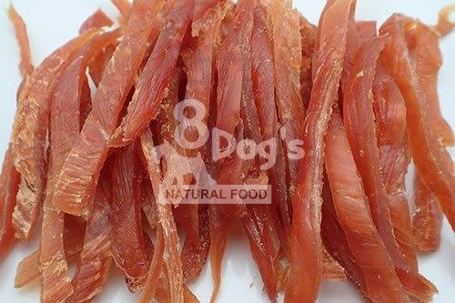 *KING WANG*原町燒肉《香Q黃金雞腿肉條》寵物零食130g 【YD-002】/狗零食