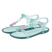 IGOR 繽紛海星果凍涼鞋-童-粉綠