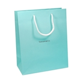 Tiffany&Co. 品牌經典中型紙袋