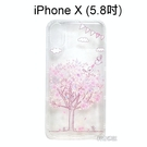 【EVO】反重力吸附閃粉氣墊殼 [相思樹] iPhone X / Xs (5.8吋)