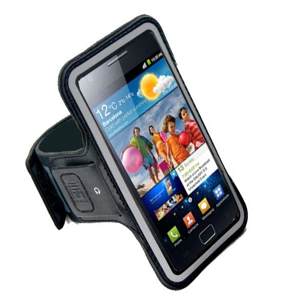 KAMEN Xction 甲面 X行動SAMSUNG i9100 Galaxy S2 plus i9105專用運動臂套SAMSUNG Galaxy S i9000運動臂帶Ace 2