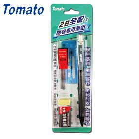 TOMATO 萬事捷 3079-1  2B  考試專用筆組 12組/盒