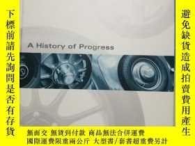 二手書博民逛書店Audi:罕見A History of Progress(奧迪汽