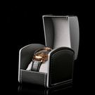 手錶盒 男錶箱收納盒禮品盒包裝盒展示盒弧形男士手錶盒生日禮物 全館免運
