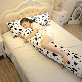 北歐風長款枕套(含枕心) 卡通長款枕套xw 【降價兩天】