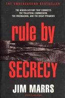 二手書 Rule by Secrecy: Hidden History That Connects the Trilateral Commission, the Freemasons, and R2Y 9780060931841