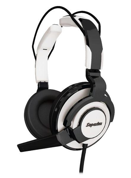 Superlux HMC631 專業等級電玩遊戲耳麥 耳罩式 附收納袋 轉接頭 公司貨