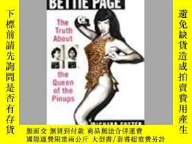 二手書博民逛書店The罕見Real Bettie Page: The Truth