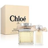 Chloe 同名淡香精禮盒(淡香精75ml+淡香精20ml)【ZZshopping購物網】