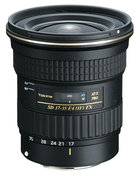 ◎相機專家◎ TOKINA AT-X 17-35mm F4 PRO FX 全片幅超廣角鏡頭 For C N 公司貨