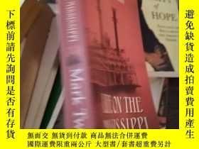 二手書博民逛書店LIFE罕見ON THE MISSISSIPPl Mark TwainY171502