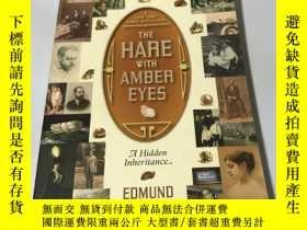 二手書博民逛書店the罕見hare with amber eyesY20850