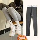 鯊魚褲 打底褲女外穿冬季加絨加厚學生韓版大碼保暖高腰緊身顯瘦【新年禮物】