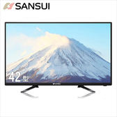 SANSUI 山水42吋多媒體液晶顯示器 SLED-4205