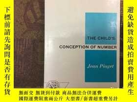 二手書博民逛書店The罕見Child s Conception Of Numbe