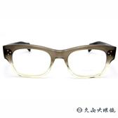 OLIVER PEOPLES 眼鏡 粗框 近視眼鏡 OV5229A 1333 透墨綠 久必大眼鏡