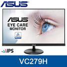 【免運費】ASUS 華碩 VC279H 27型 IPS 螢幕 薄邊框 廣視角 內建喇叭 低藍光 不閃屏 三年保固
