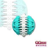 【QQ】橡膠潔牙玩具-潔牙球*2入組(I001D35-1)