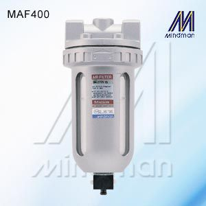 *雲端五金便利店* 三點組合 MAF 400 10A 15A 濾水器 Mindman 金器