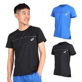 ASICS LITE-SHOW 男短袖T恤 (免運 短T 短袖上衣 訓練 慢跑 亞瑟士≡體院≡