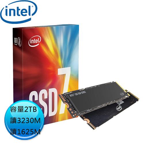 Intel 760P 2TB M.2 2280 PCI-E 固態硬碟