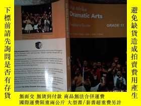 二手書博民逛書店via罕見Afrika Dramatic Arts Grade 11 Teachers GuideY19883