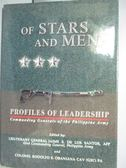 【書寶二手書T3/軍事_WGL】Of Stars and Men: Profiles of Leadership…_Ja
