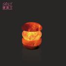 鹽燈專家-療癒系商品‧USB檯燈小鹽燈(1入),可擺放辦公桌,電腦旁,讓您財富福運滿滿。