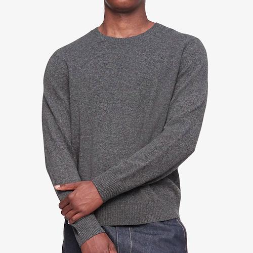 Calvin Klein 男羊毛毛衣(炮灰)