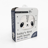 Wee Gallery Cloth Books:Roly Poly Panda 圓滾滾熊貓布書